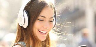 Bezprzewodowe słuchanie muzyki